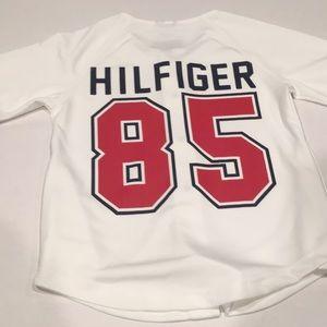 Tommy Hilfiger logo #85 XS Women's Jersey